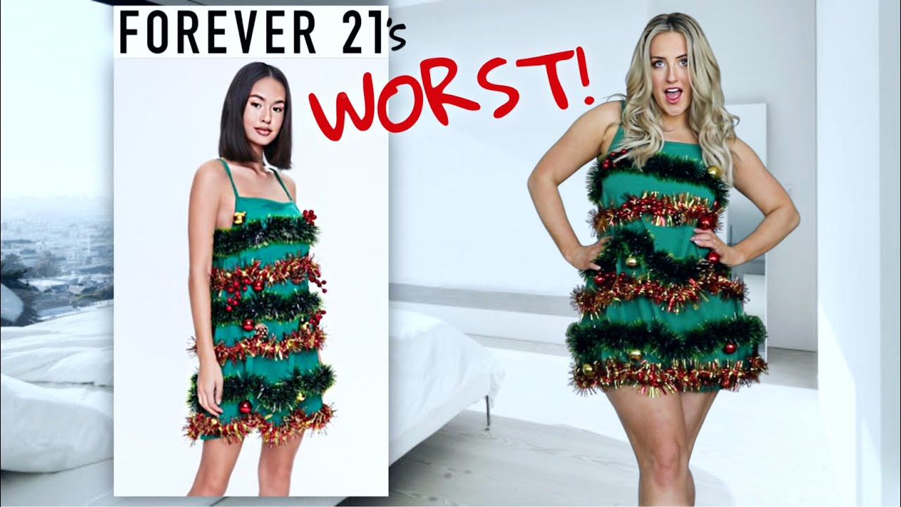 I Bought the WORST Selling Forever 21 Items