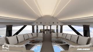 Middle East buyers eye $50m+ luxury Airlander 10 luxury airship