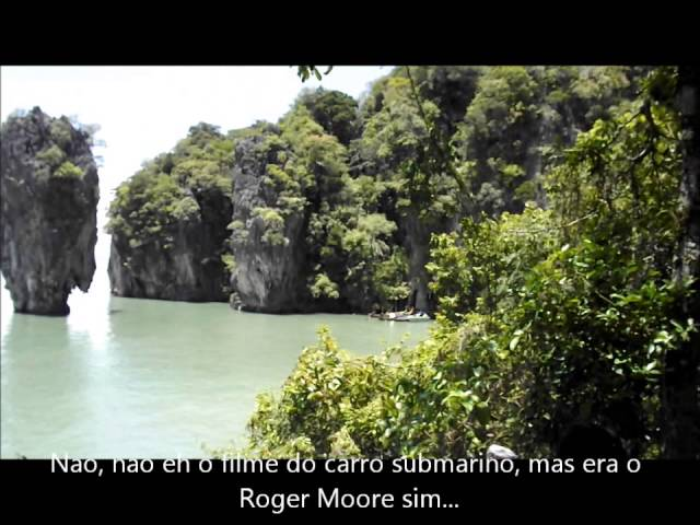 Viagem de Luiz e Flavia para Tailandia (Luiz and Flavia in Thailand) TRAVEL_VIDEO