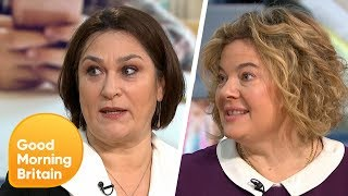 Should Smart Phones Be Banned for Under-16s? | Good Morning Britain
