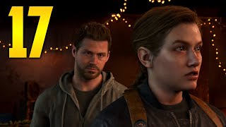 """The Last of Us 2 - Part 17 """"SAVING LIVES!"""" (Gameplay Walkthrough, Let's Play)"""