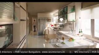 WS Interiors - Kitchen and Living Design