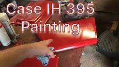 Case IH 395 Paint