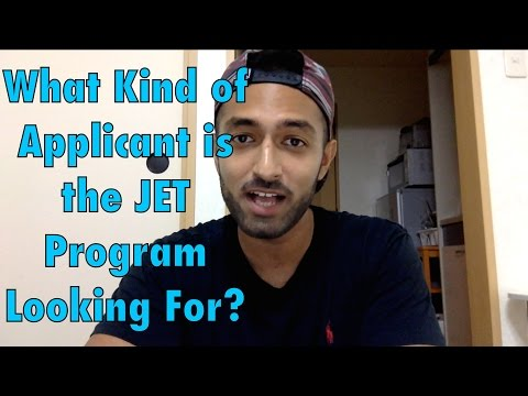 How to Get into the JET Program: Before Applying
