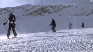 Skiing at Edelweiss Resort