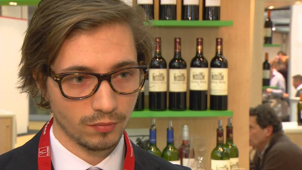 ProWein 2013: Château Meyre and the focus on organic wines