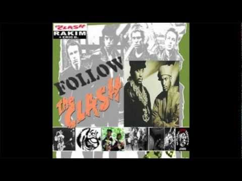 "Eric B and Rakim vs The Clash - ""Follow The Clash"" (Mash-up by Iron Monkey)"