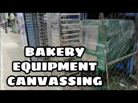 Bakery Equipment Canvassing. Price In The Philippines As Of June 2019