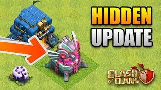 Did YOU Notice This HIDDEN Update In Clash of Clans?!