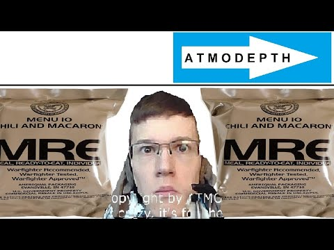 WHAT IS AN MRE Plus Unboxing Video Commentary - MYSTORY Nr38