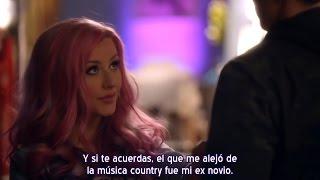 Christina Aguilera - Adelanto Nashville S03Ep18
