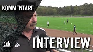 Interview mit Horst Schoepe (1. Vorsitzender SG Köln-Worringen)   RHEINKICK.TV