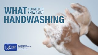 What You Need to Know about Handwashing video