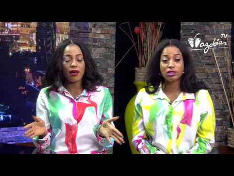 W THE NIGHT SHOW - Interview with Tracy & Treasure Daniels (Film Makers) | Wazobia TV