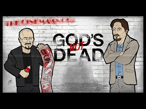 The Cinema Snob: GOD'S NOT DEAD