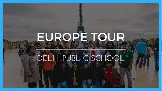Gambar cover The Modern Classroom of DPS to Europe.