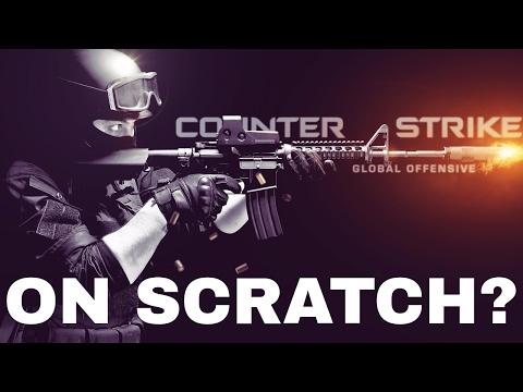 CS:GO ON SCRATCH