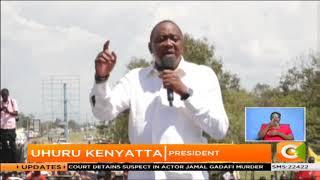 Uhuru, Raila, Ruto affirm unity pact