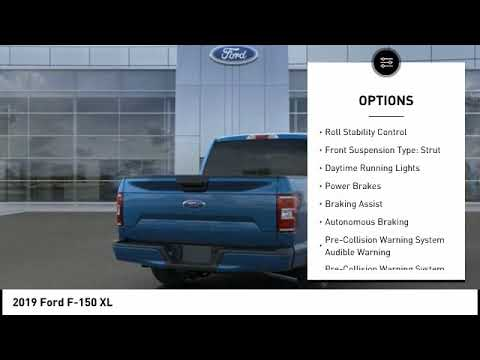Currie Ford Valpo >> 2019 Ford F-150 T7880 - YouTube
