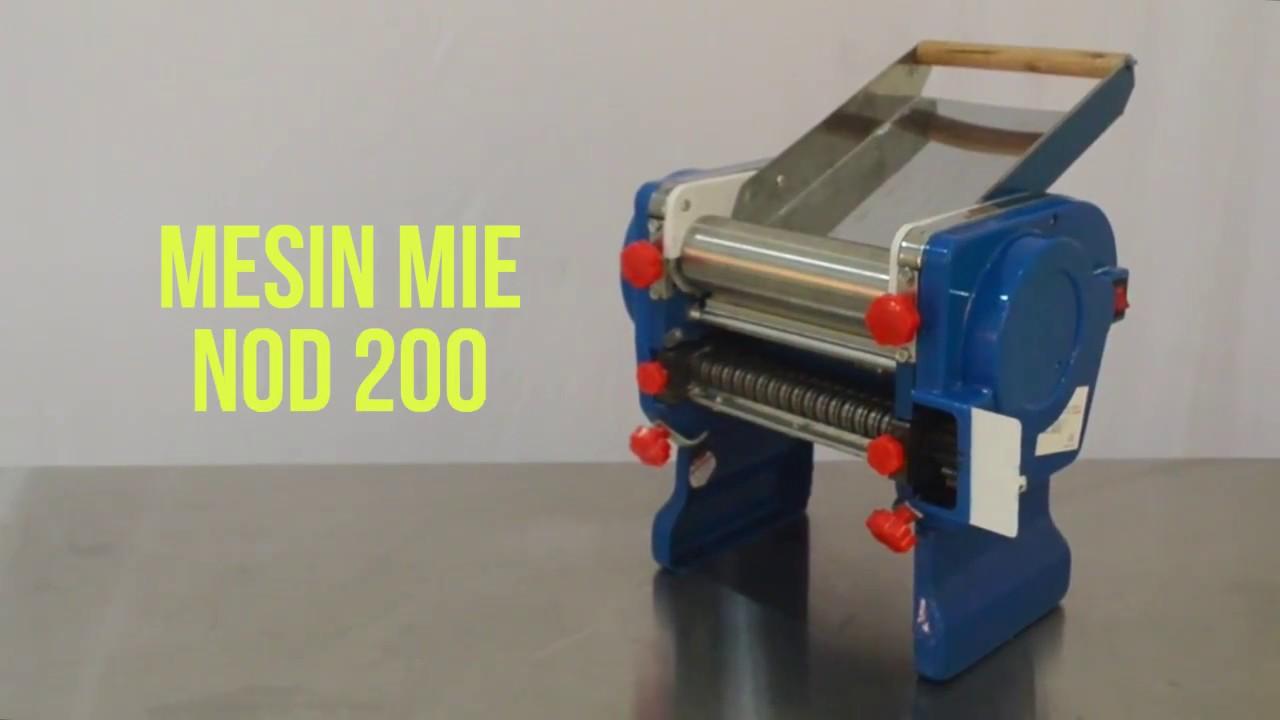 cara membuat mesin mie