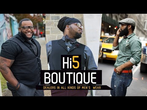 Hi 5 Boutique - The place to get men's wear in Accra Ghana