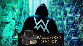 Sia & Alan Walker - Sing Me to Cheap Greatest Thrills (Killvyson Mashup)