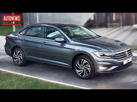 Новый Volkswagen Jetta (2020): цены и комплектации для России