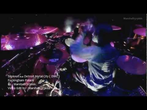Slipknot feat Detroit Metal City - Fuckingham Palace