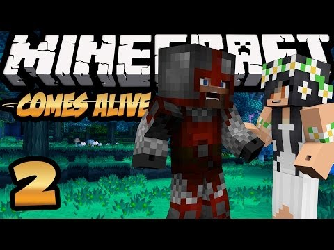 Minecraft Comes Alive! w/ Aphmau [Ep.2] - Happily Ever Aphter?