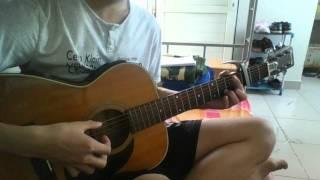Nhạc phim Hậu Duệ Mặt Trời (Always- T) solo guitar