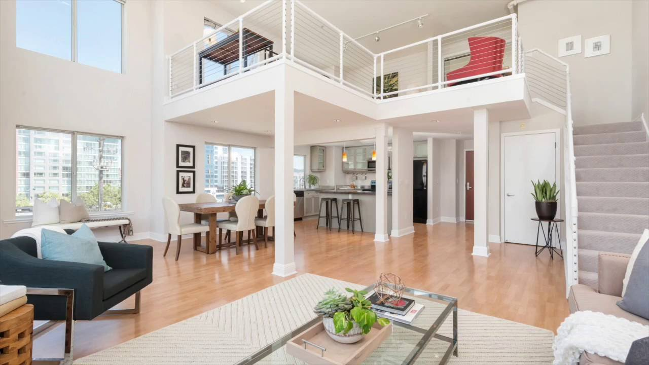 388 Townsend St. #12, San Francisco Loft for Sale