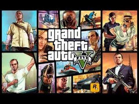 Hướng Dẫn Cài Đặt GTA V (Grand Theft Auto V)