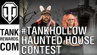 Tank Hollow Haunted House Contest