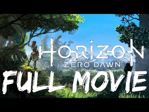Horizon Zero Dawn [FULL MOVIE] [DEUTSCH]