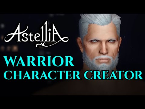 Warrior Character Creator