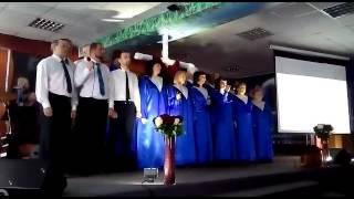"Хор г.Минусинск церковь""Христа Спасителя"""