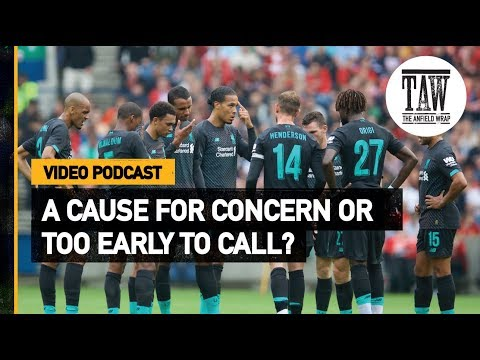 rpool A Cause For Concern Or Too Early To Call?  Free Podcast