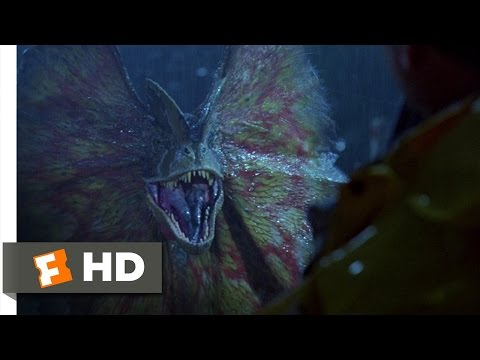 Jurassic Park 510 Movie   Nedry's Plan Goes Awry 1993 HD