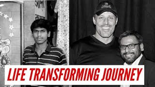 A life Journey from being Suicidal to Sensational Tony Robbins's Lead Trainer