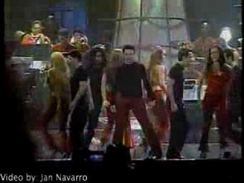 Elvis Crespo - Wao Flash Concierto 2001