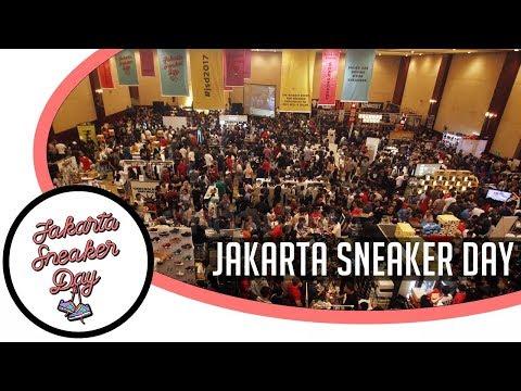 EVENT SNEAKER TERBESAR DI INDONESIA - Jakarta Sneaker Day 2018