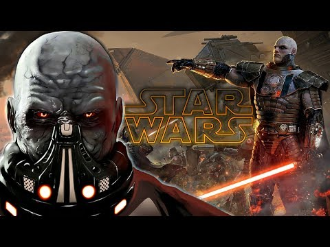 Darth Malgus: A Star Wars Story