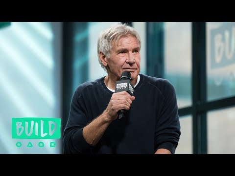 "Harrison Ford On His New Film, ""Blade Runner 2049"""