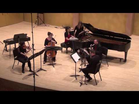 Scott Rubin - the Torn Cubist - for five musicians