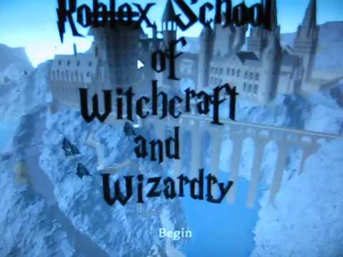 LOST | Roblox | Roblox School Of Witchcraft And Wizardry