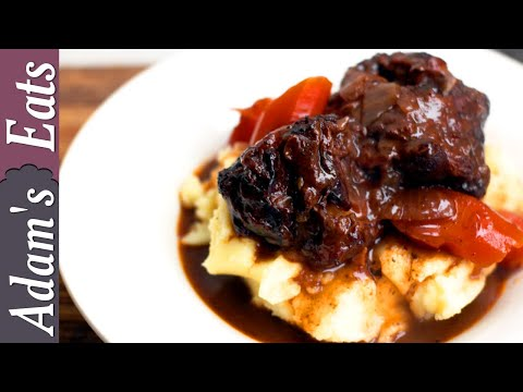How To Make The Best Oxtail Stew | Slow Cooker Recipes