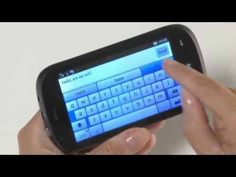 Doro Liberto® 810 Tutorial: Text message