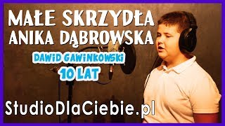 Małe Skrzydła - AniKa Dąbrowska (cover by Dawid Gawinkowski) #1449