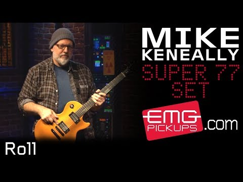 "Mike Keneally Plays ""Roll"" Live On EMGtv"