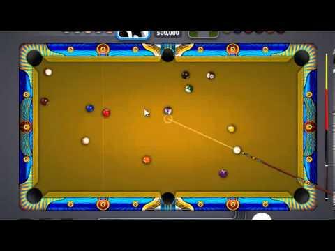 8ball pool: Cairo Kasbah (500,000 Coins Bet)